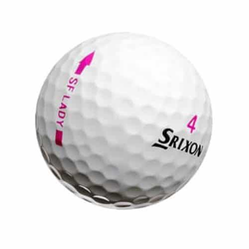 Srixon Lady SF Golfbälle