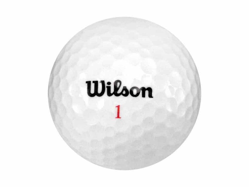 Wilson Staff Golfbälle / Lakeballs